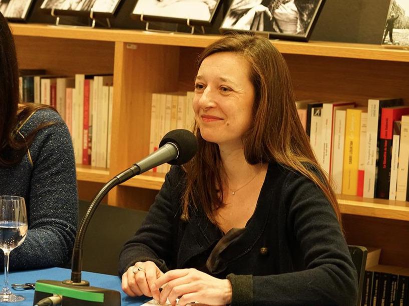 Hélène Camarade, (c) Librairie Mollat.