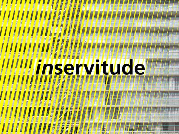 Inservitude graphisme  arc en rêve  photo  le GHI, Lacaton & Vassal, F. Druot, C. Hutin  © Philippe.jpg