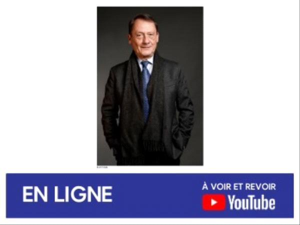 Jean-Luc BARRE - Le corps d'origine - rencontre avril 2021