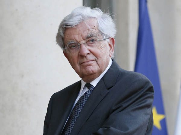 Jean-Pierre Chevènement © Patrick KovarikAFP photo .jpg