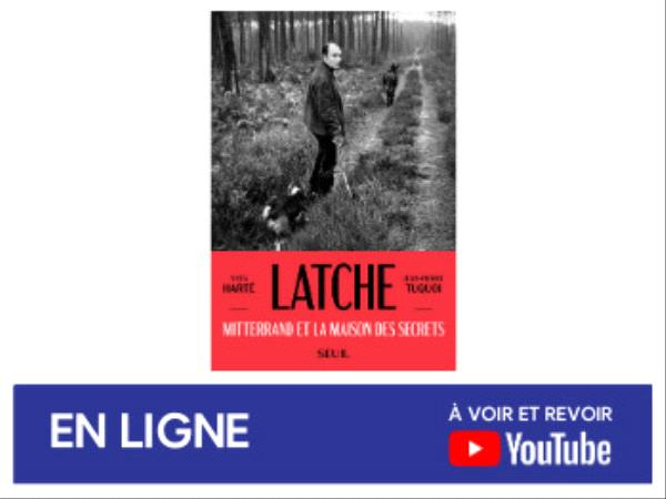 Jean-Pierre Tuquoi & Yves Harté - Latche - rencontre avril 2021