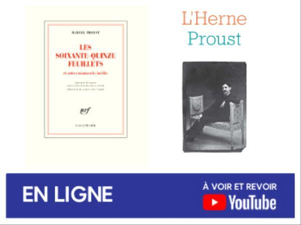 Jean-Yves Tadié - L'Herne Proust & Les soixante-quinze feuillets.png