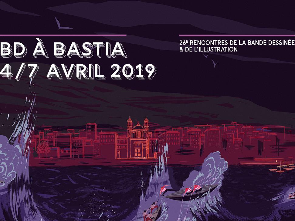 La BD à Bastia