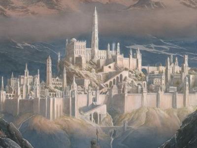La chute de Gondolin, couv.jpg