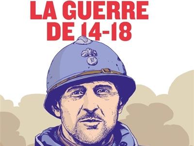 La Guerre de 14-18, couv.jpg