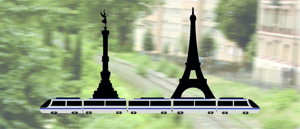 LGV Bordeaux-Paris