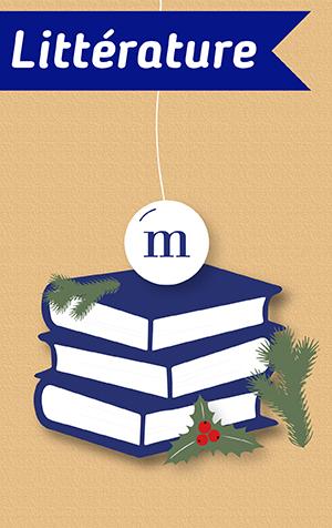 Faites le plein d'idées cadeaux de romans à offrir à noël, pour toute la famille et les amis, roman policier, roman d'amour, roman noir, roman fantastique.