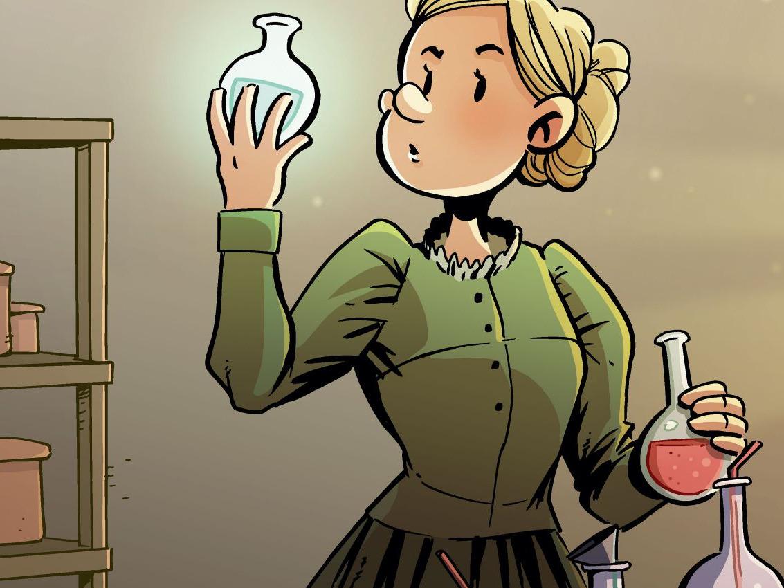 Marie Curie, petite encyclopédie scientifique.jpg