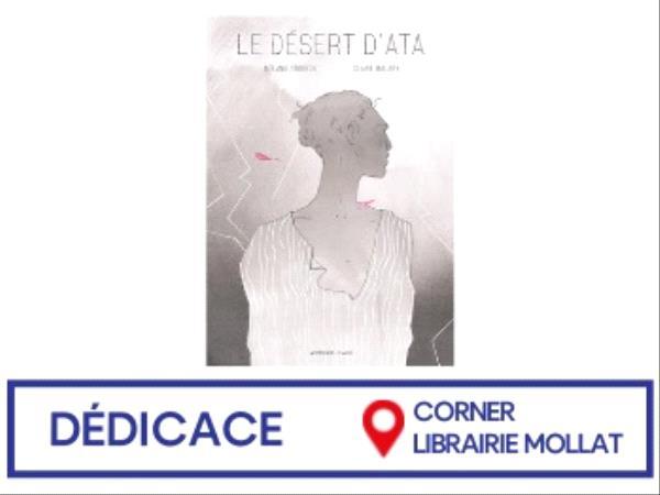 Mélanie Trugeon + Claire Malary - Dédicace mai 2021