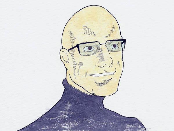 Michel_Foucault. par Nemomain