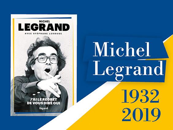 Michel-Legrand 1932-2019