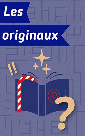 Livre original, exceptionnel, atypique, curieux, surprenant, nos idées cadeaux de livres à offrir pour noël 2020.