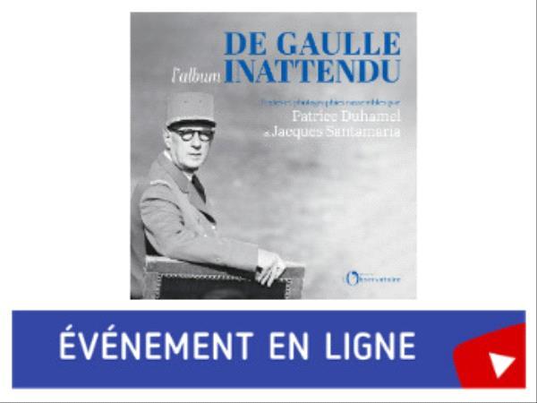 Patrice Duhamel et Jacques Santamaria - De Gaulle inattendu.png