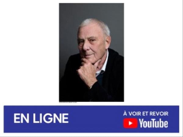 Philippe Sollers ©Francesca Mantovani.png