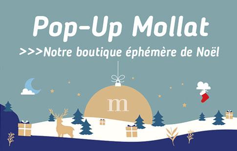 Pop-up Mollat boutique ephemere
