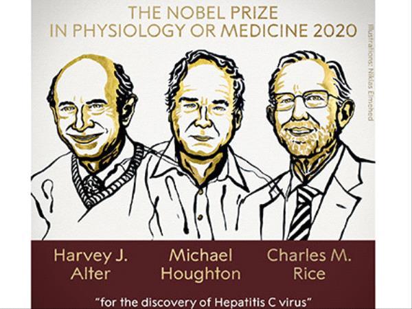 prix nobel medecine 2020