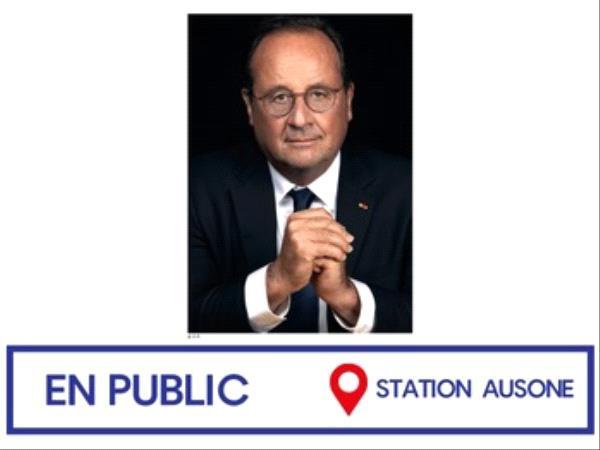 Rencontre François Hollande Affronter