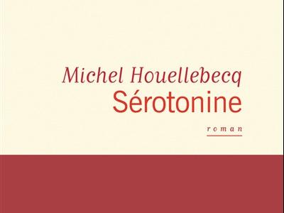 Sérotonine, Michel Houellebecq, Flammarion.jpg