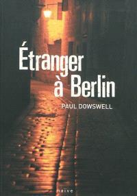 Etranger à Berlin