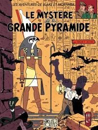 Les aventures de Blake et Mortimer. Volume 4, Le mystère de la grande pyramide 1
