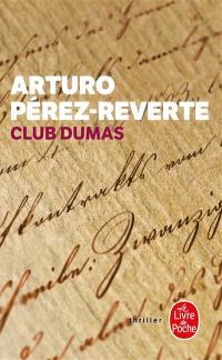 Club Dumas ou L'ombre de Richelieu