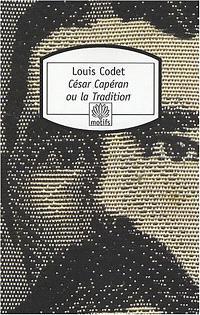 César Capéran ou La tradition