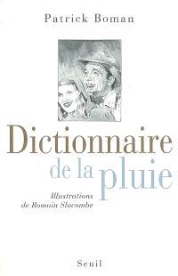 Dictionnaire de la pluie