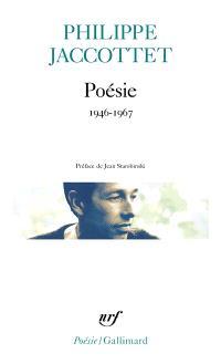 Poésie : 1946-1967