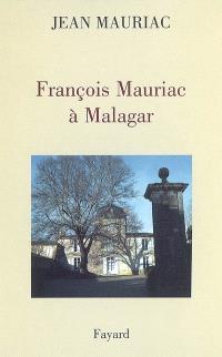 François Mauriac à Malagar : entretien avec Eric des Garets