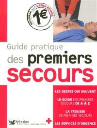 Guide pratique des premiers secours