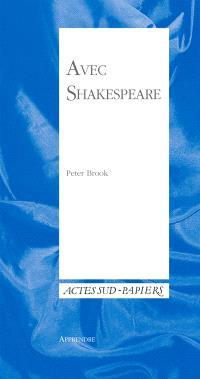 Avec Shakespeare