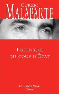 Technique du coup d'Etat