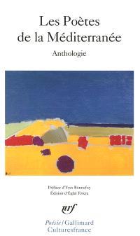 Les poètes de la Méditerranée : anthologie
