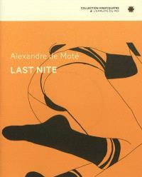 Last nite