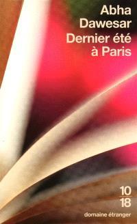 Dernier été à Paris