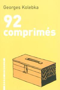 92 comprimés