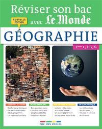 Géographie, terminale L, ES, S