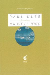 L'île engloutie : une lecture de Paul Klee (1923)