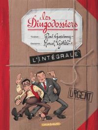 Les Dingodossiers : l'intégrale
