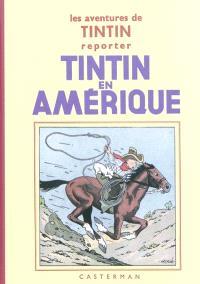 Les aventures de Tintin, Tintin en Amérique
