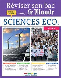 Sciences économiques et sociales terminale, série ES