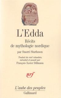 L'Edda : récits de mythologie nordique
