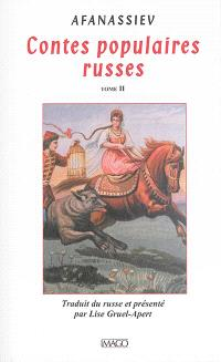 Contes populaires russes. Volume 2