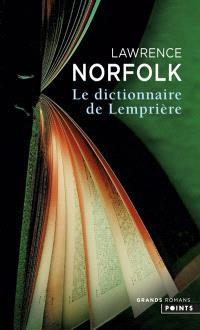 Le dictionnaire de Lemprière