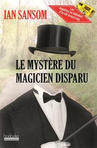 Les enquêtes en bibliobus d'Israël Armstrong, Le mystère du magicien disparu