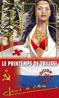 Le printemps de Tbilissi