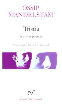 Tristia : et autres poèmes