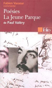 Poésies, La jeune Parque de Paul Valéry