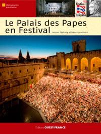 Le palais des Papes en festival
