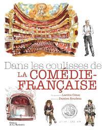 Dans les coulisses de la Comédie-Française